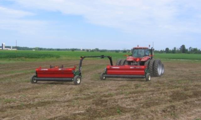BRILLION 20 FOOT GRASS DRILL SET Rentals Havre MT Where To