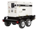 Rental store for 36kVA 45kW Generator on Trailer in Havre MT