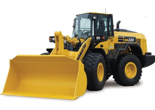 Rent Rental - Wheel Loaders