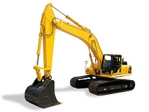 Earthmoving equipment rentals in North Central Montana