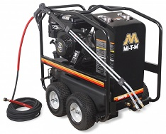 Pump and pressure washer rentals in North Central Montana