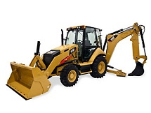 Backhoe and mini excavator rentals in North Central Montana