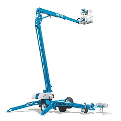 Aerial lift and scaffolding rentals in North Central Montana